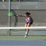 Folsom H. S. Girls Tennis Gave it their all at Granite Bay 3-6 on 9-18-18