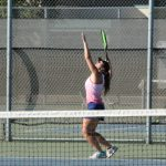 2018-19 Folsom Girls Tennis vs Cordova 9/6/18