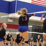 Folsom H.S. Girls Volleyball Earns Their Way Into Playoffs