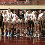 Folsom HS Girls Volleyball WINS the 1st Round of Playoffs