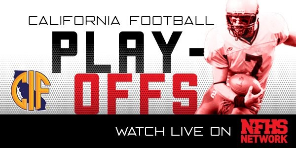 If You Can't Make it to the Folsom FB Game on Friday, November 23, Watch it on the NFHSnetwork.com