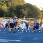 2018-19 Folsom H.S. Freshmen Football vs Granite Bay (1)