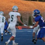 2018-19 Folsom H.S. Freshmen Football vs Granite Bay (2)
