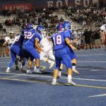 2018-19 Folsom H.S.  JV Football vs Granite Bay