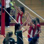 2018-19 Folsom H.S. Freshmen Girls Volleyball vs Granite Bay (2)