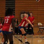2018-19 Folsom H.S. Freshmen Girls Volleyball vs Rocklin