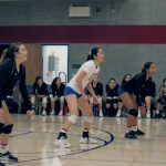 2018-19 Folsom H.S. Varsity Girls Volleyball vs oak Ridge (1)