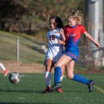 2018-19 Folsom HS JV Girls Soccer vs Vacaville 12/12/18 (Won 2-0)