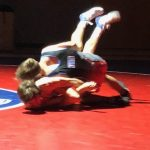 Folsom Wrestling Places Fourth at Jailbreak Duals