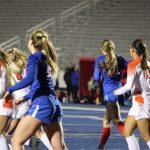2018-19 Folsom HS Varsity Girls Soccer vs Vacaville 12/12/18 (2)