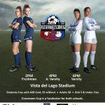 Girls Crosstown Cup – Saturday, February 2