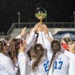 2018-19 Folsom Girls Soccer wins Crosstown Cup