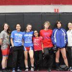 2018-19 Folsom Girls Wrestling Battle at Northern Regionals