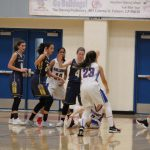 2018-19 Folsom H.S. JV Girls Basketball vs Oak Ridge 1/18/19