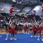 2018-19 Sideline Cheer-Rally Performances