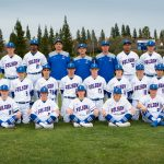 2018-19 Folsom Baseball Takes First Place in the Sierra Foothill League!