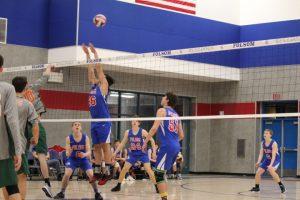 2018-19 Varsity Boys Volleyball 1