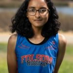 2019-20 Folsom Athlete of the Week: Sanya Gowda-Cross Country