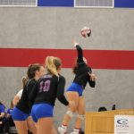 2019-20 Watch the Folsom Girls Volleyball Teams start Round 2 of  League Play