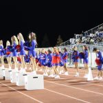 2019-20 Folsom Sideline Cheer Performance 10/4/19
