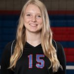 2019-20 Folsom Athlete of the Week- Allison Hakes-Varsity Girls Volleyball