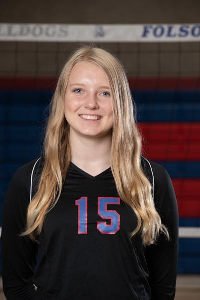 2019-20 Folsom Athlete of the Week- Allison Hakes-Varsity Girls Volleyball