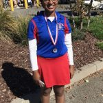 2019-20 Folsom Golfer, Saanvi Kotti, Takes 2nd in Section Divisionals