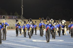 2019-20 Marching Band 10/25/19