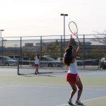 2019 Girls Tennis vs Oak Ridge 10/25/19 (1)