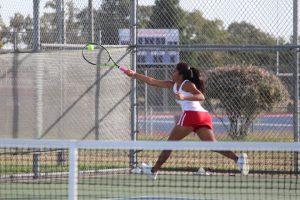 2019 Girls Tennis vs Oak Ridge 10/25/19 (2)