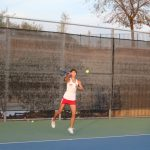 2019 Girls Tennis vs Oak Ridge 10/25/19 (4)