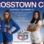 2019-20 Folsom/Vista Girls Soccer Crosstown Cup Saturday, December 21