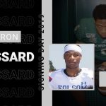 2019-20 Folsom's Cameron Broussard Signs With Sac State Football