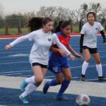 2019-20 Frosh/Soph Girls Soccer vs Vista Del Lago at Annual Crosstown Cup on 12/21/19 (2)