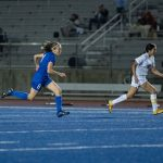 2019-20 Junior Varsity Girls Soccer vs Casa Roble  on 12/5/19 (photos by Scott Zinn)