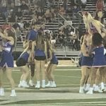 2019-20 Sideline Cheer on 8/30/19 at CSUS