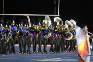 2019-20 Marching Band 11-1-19