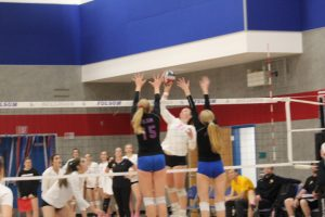 2019-20 Varsity Girls Volleyball vs Del Oro 10/22/19 (1)