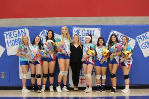 2019-20 Varsity Girls-Senior Night 10/22/19