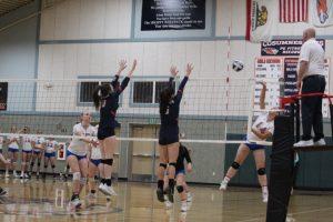 2019-20 Varsity Girls Volleyball  Playoffs Round 1 vs Cosumnes Oaks 10/29/19