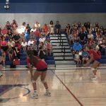 2019-20 Junior Varsity Girls Volleyball vs Vista Del Lago 9/12/19