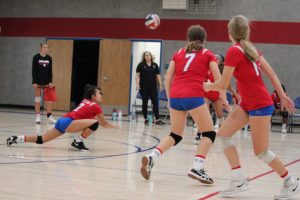2019-20 Junior Varsity Girls Volleyball vs Oak Ridge 10/3/19 (1)