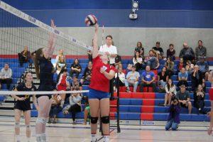 2019-20 Junior Varsity Girls Volleyball vs Oak Ridge 10/3/19 (2)