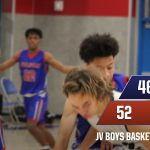 2019-20 Folsom JV Boys Basketball Wins Against Rocklin