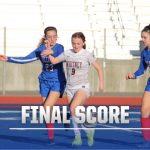 2019-20 Varsity Girls Soccer Defeats Whitney 1/31/2020