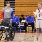 2019-20 The Malekos and Folsom Girls BB Say Thank You to Shriners