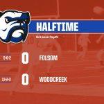 2019-20 Folsom Girls Soccer vs Woodcreek-First Half