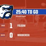 2019-20 Folsom Girls Soccer vs Woodcreek-Second Half in Progress