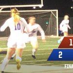 2019-20 Folsom Girls Soccer vs Woodcreek -Wins 2-1