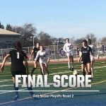 2019-20 Folsom  Girls Soccer Defeat Franklin in SJS Quarterfinals